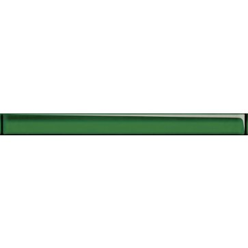 Бордюр GLASS Green UG1H021 (CERSANIT)